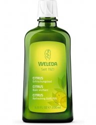 Citrus Refreshing Bath Milk 200 ml, Weleda