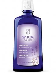 Lavendel Relaxing Bath Milk 200 ml, Weleda