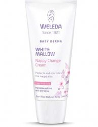 White Mallow Nappy Change Cream 50 ml, Weleda