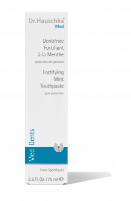 Fortifying Mint Toothpaste 75 ml, Dr. Hauschka