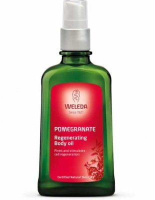 Granatäpple Regenerating Body Oil 100 ml, Weleda