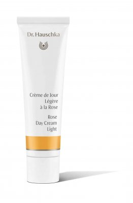 Rose Day Cream Light 30 ml, Dr. Hauschka