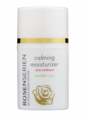 Calming Moisturizer Anti Redness 50 ml, Rosenserien