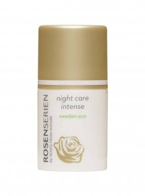 Night Care Intense 50 ml, Rosenserien